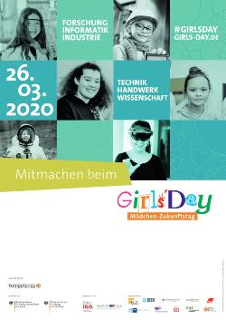 Bild zu Girls Day von www.girls-day.de